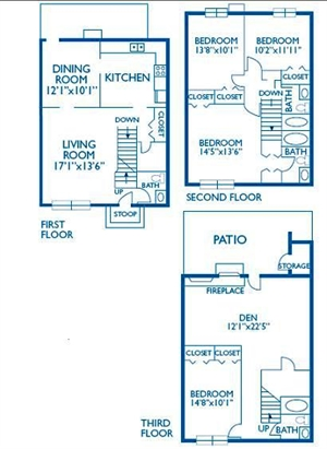 Ft Wayne Floor plan information: Lancia Homes